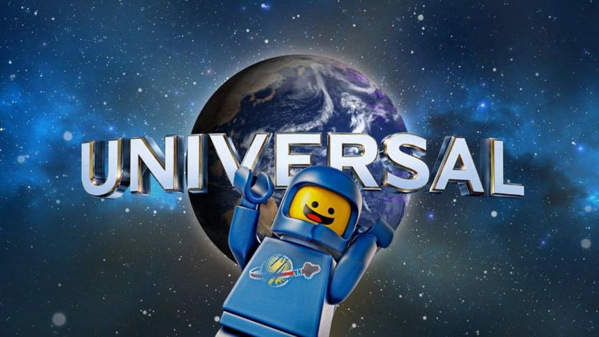 LEGO Group and Universal Studios sign a deal for theatrical films.