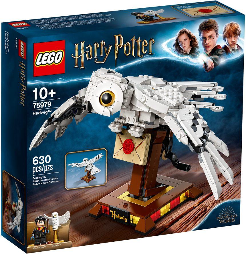 Harry Potter Summer 2020 Hedwig set