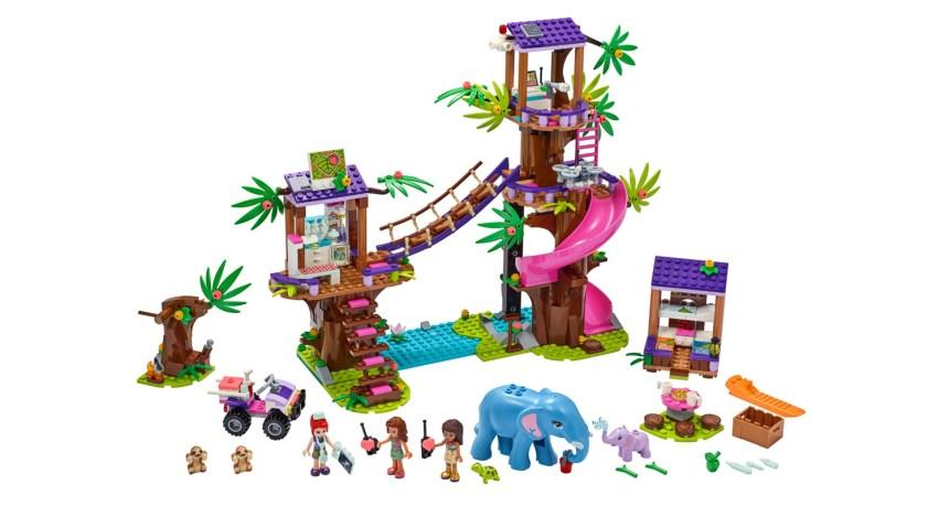 Summer 2020 Friends Jungle Rescue Base