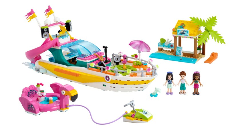Summer 2020 Friends Party Boat