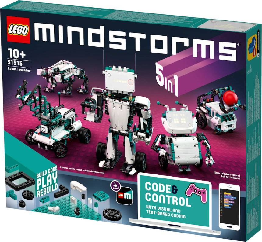 Mindstorms update box art