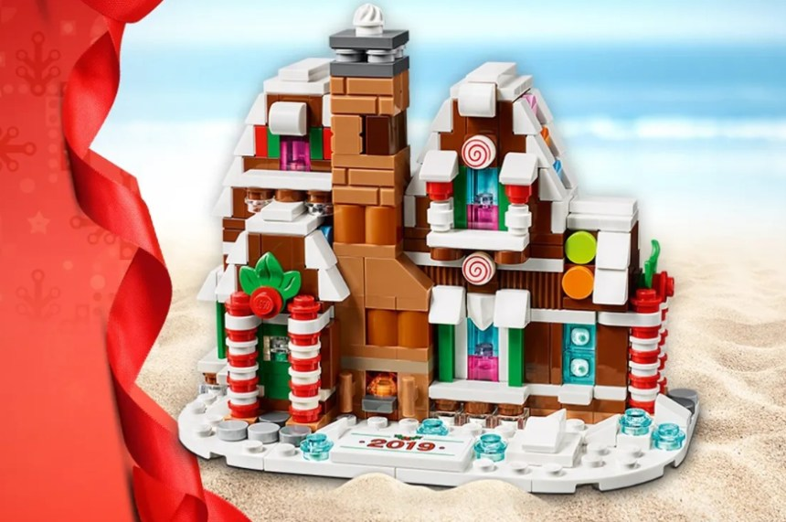 Canadian LEGO® Deals (07/24/20): Gingerbread House gift-with-purchase at the LEGO® Store.
