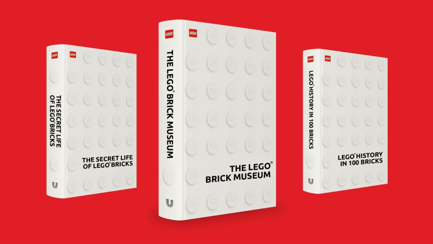 Pick the next LEGO® book.