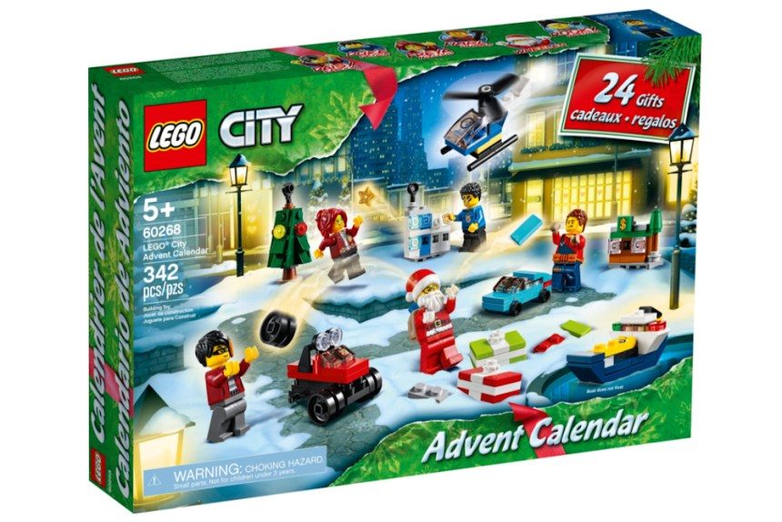 2020 Advent Calendars: City theme