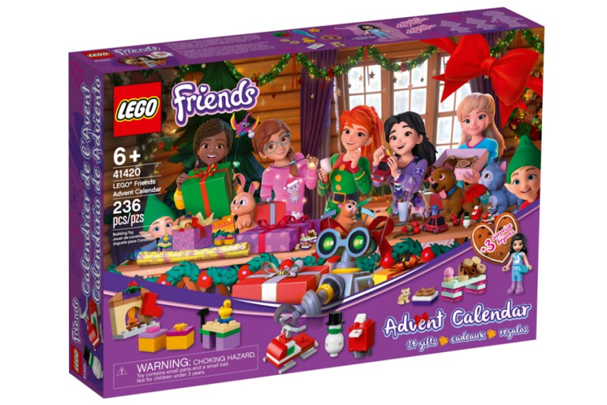 2020 Advent Calendars: Friends