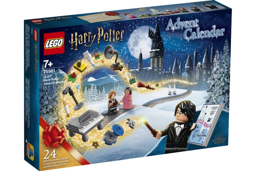 2020 Advent Calendars: Harry Potter