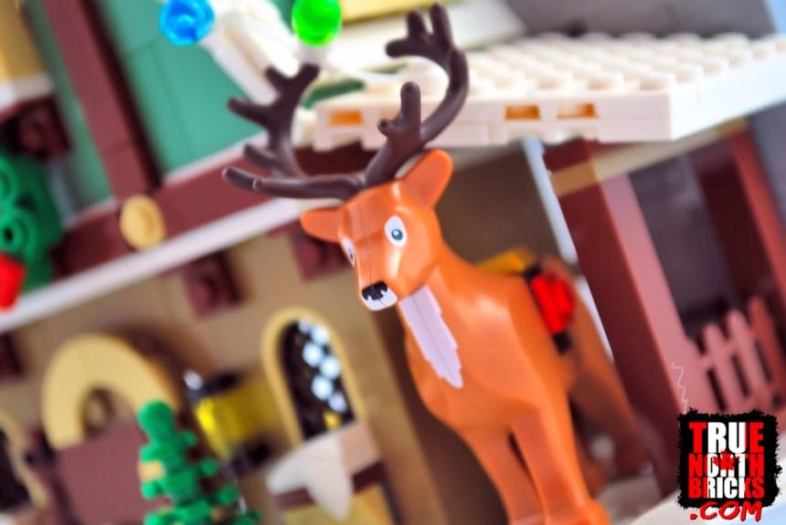 Elf Club House (10275) Reindeer
