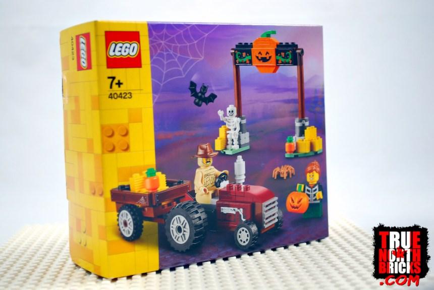 Halloween Hayride (40423) box art.