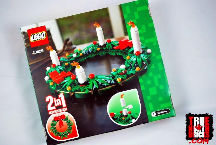Holiday wreath (40426)