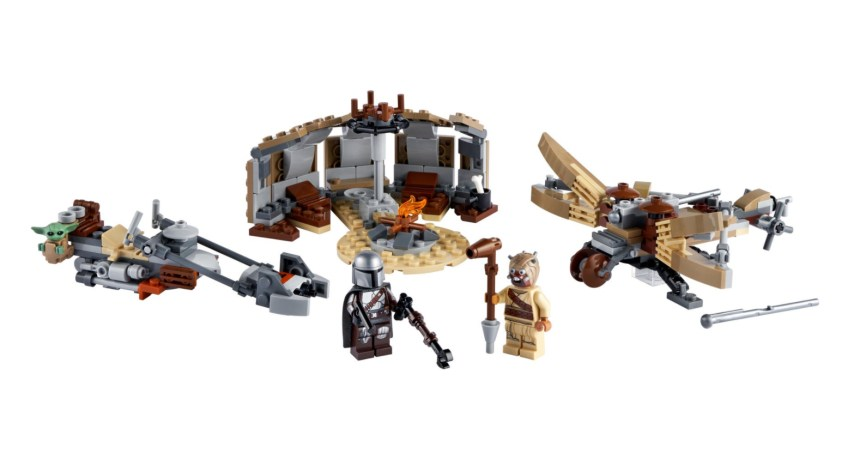 January 2021 Star Wars Trouble on Tatooine