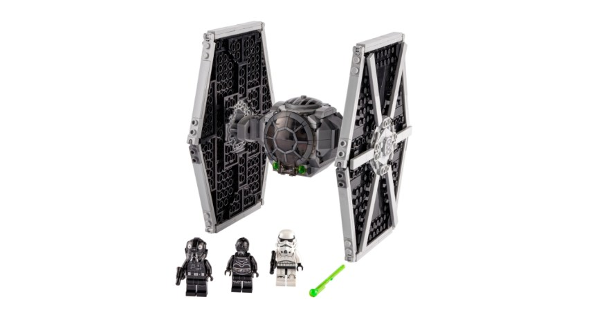 January 2021 Star Wars TIE Fighter