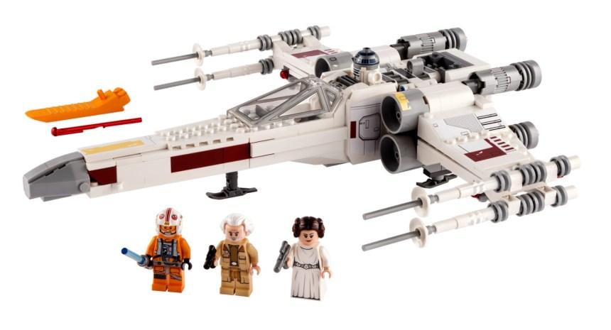 January 2021 Star Wars X-Wing