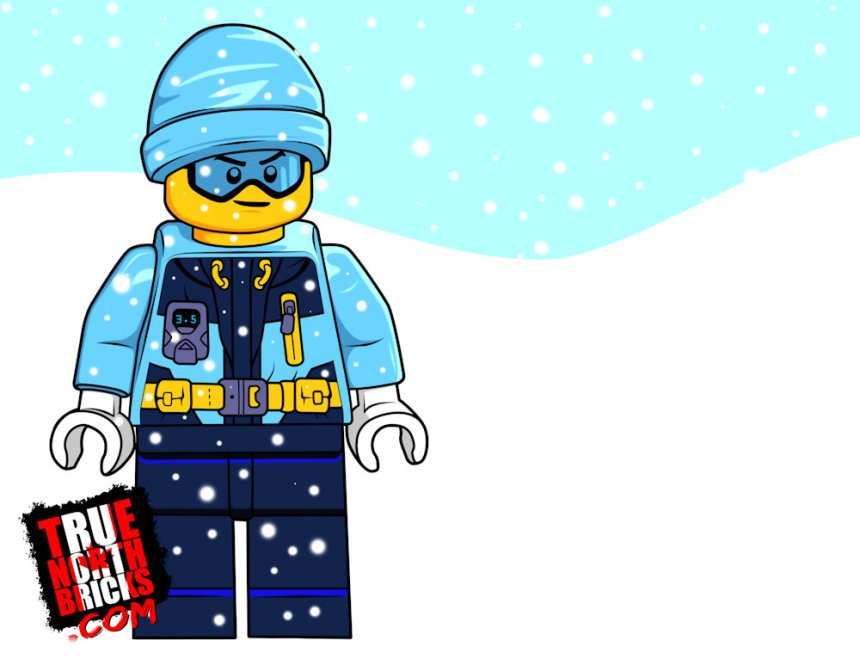 Arctic Explorer Minifigure Monday