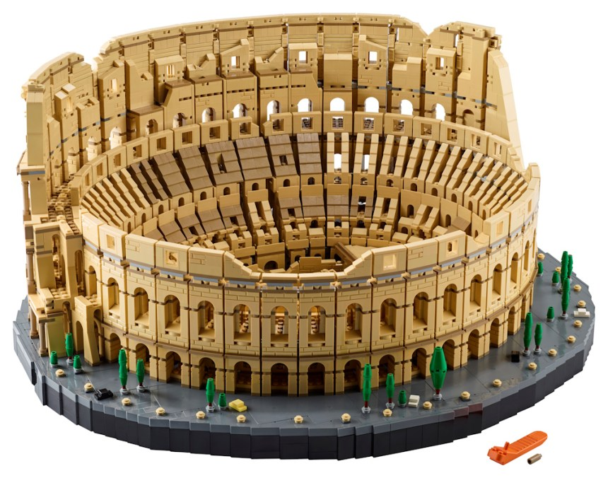Colosseum (10276) coming soon.