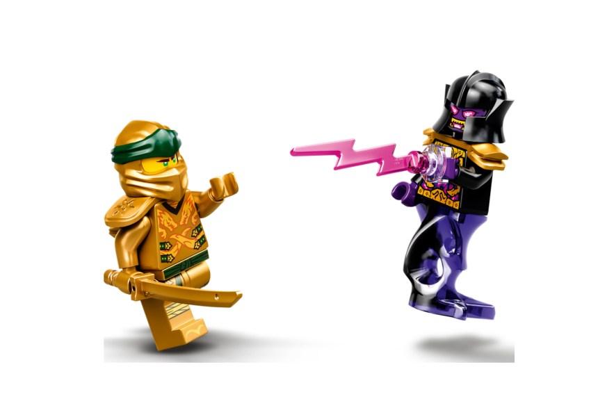 January 2021 Ninjago Overlord Dragon Minifigures