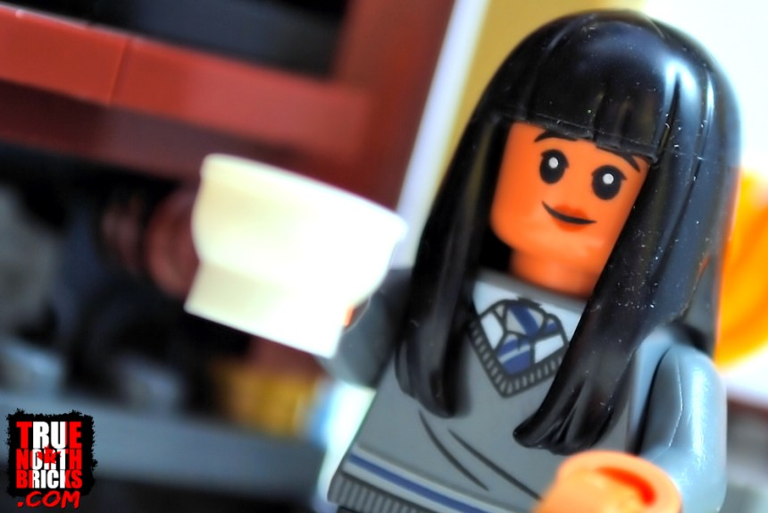 Cho Chang from Charms Class (76385).
