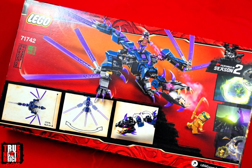 Overlord Dragon (71742) review
