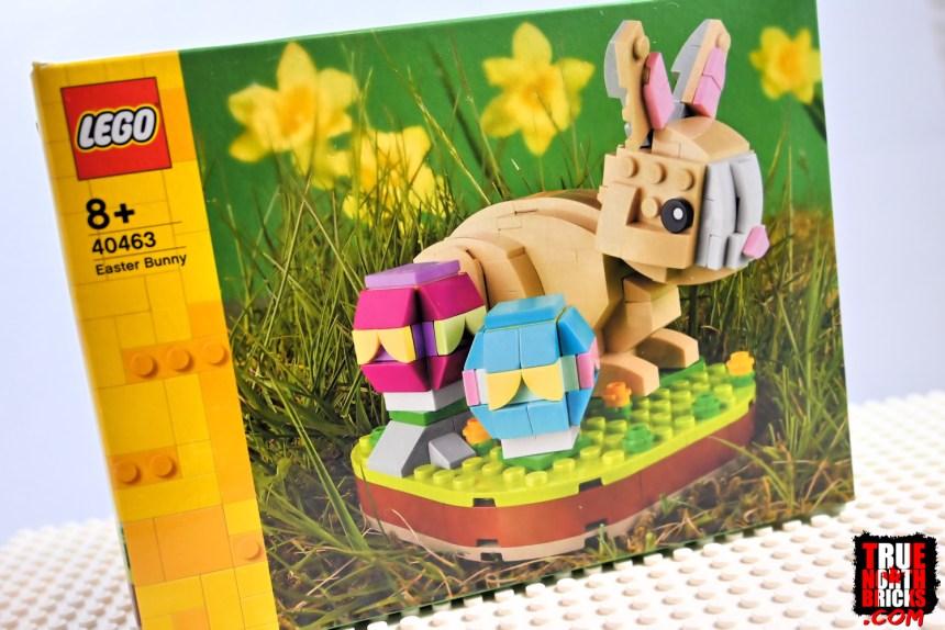 Easter Bunny (40463) box art