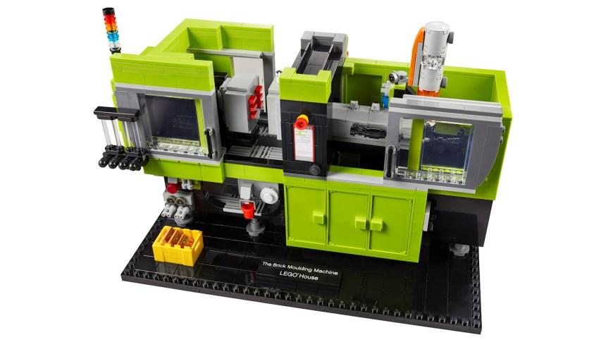 The Brick Moulding Machine (40502)