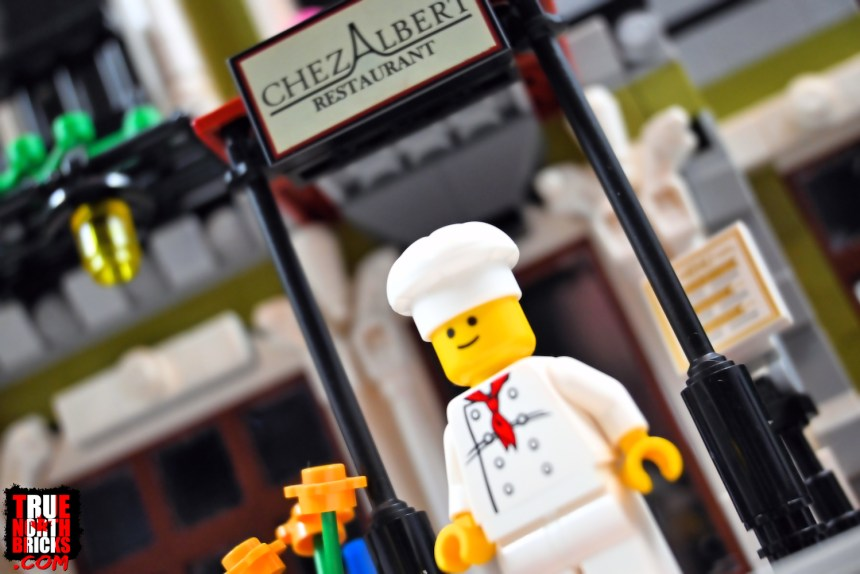 Chef of the Parisian Restaurant (10243)