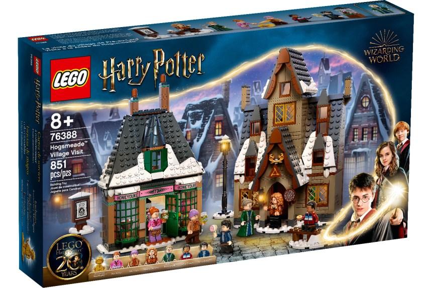 Summer 2021 Harry Potter Hogsmeade Village Visit