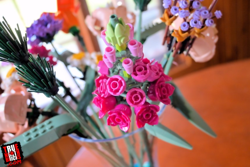 Flower Bouquet (10280) Snapdragon