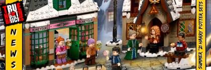 Summer 2021 Harry Potter Sets