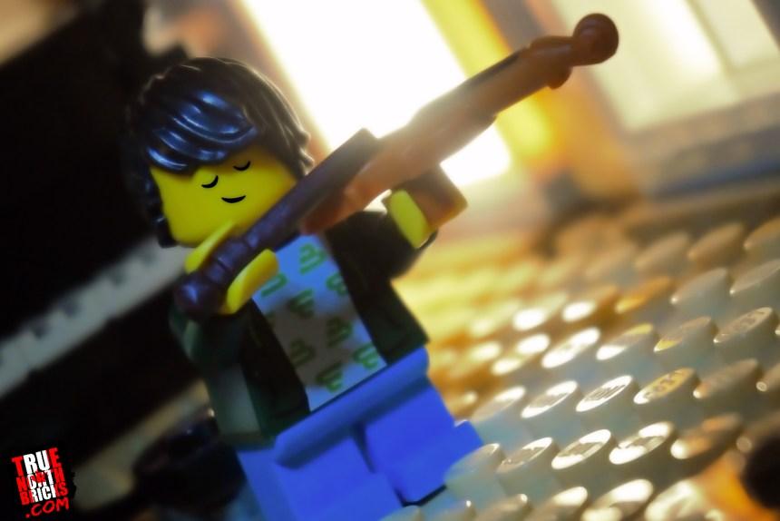 Series 21 Violin Kid