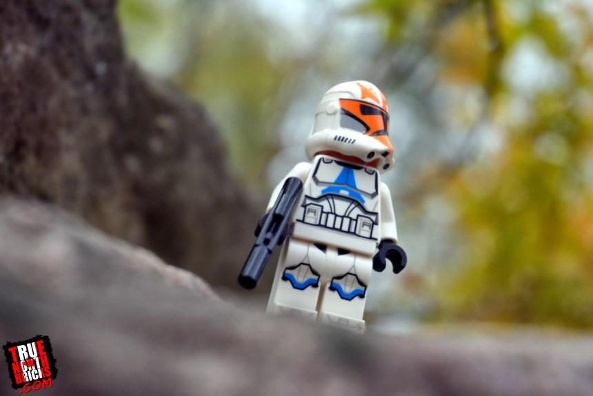 Ahsoka's 332nd company clone trooper.