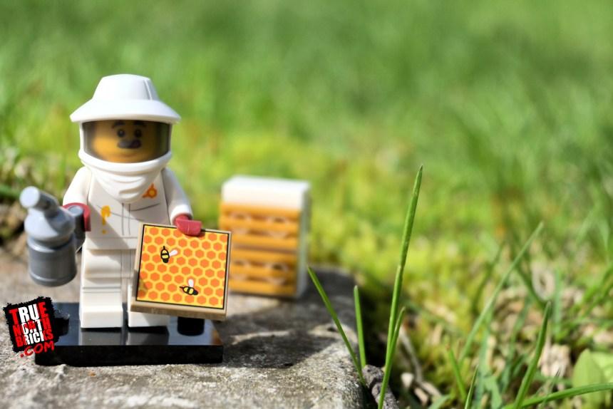 Series 21 Bee Keeper