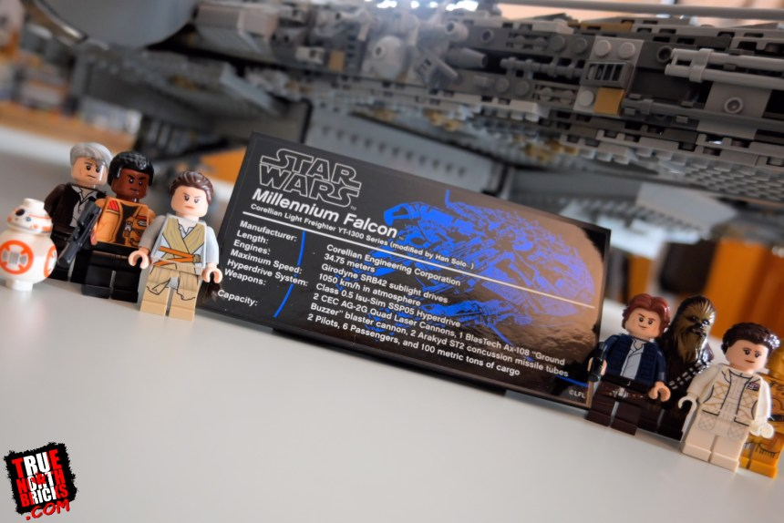 UCS Millennium Falcon (75192)