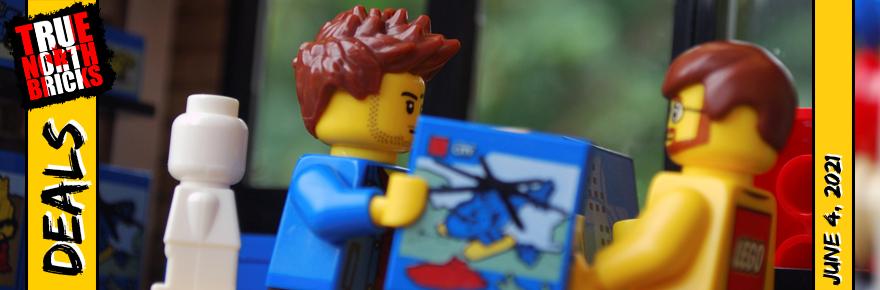 Canadian LEGO Deals (06/04/21)