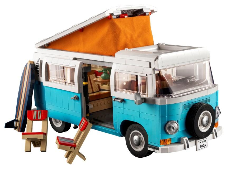 Volkswagen T2 Camper Van coming soon.