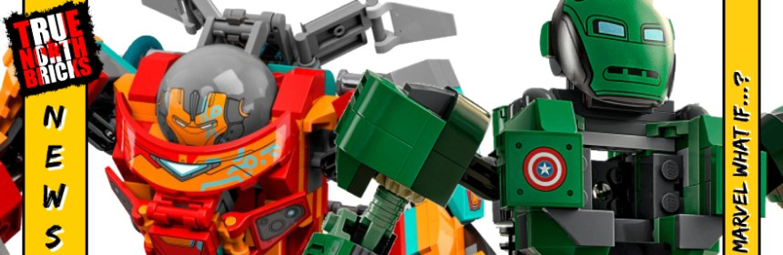 LEGO® Marvel Superheroes What If
