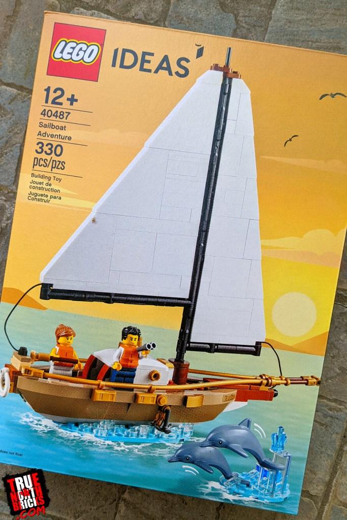 August 2021 Haul: Sailboat Adventure