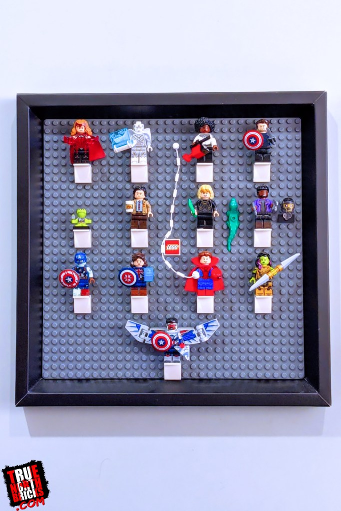 Marvel Collectible Minifigures Series