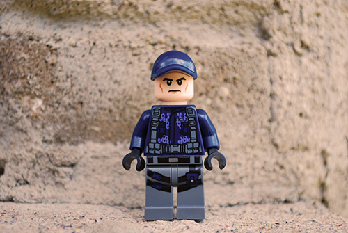 ACU front view without vest.