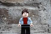 LEGO Jurassic World Zach Alternate Face