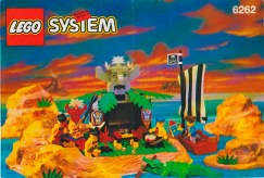 LEGO Islanders - King Kahuka's Throne