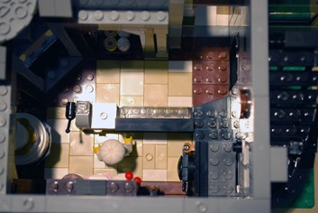 LEGO Assembly Square (10255) bakery