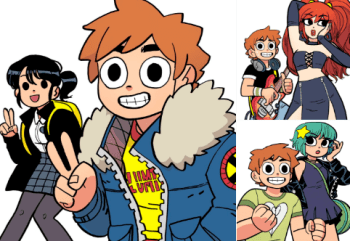 Scott Pilgrim Collection