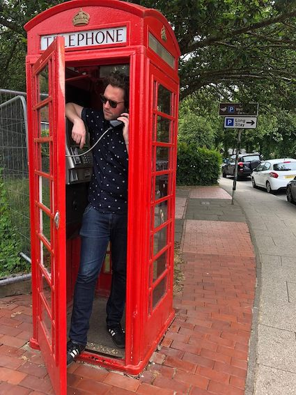 jed mackay phone booth