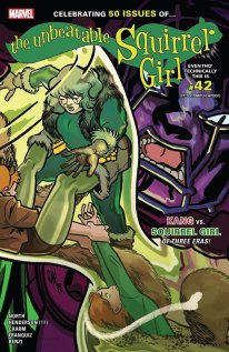 The unbeatable squirrel girl 42
