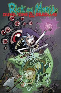 rick and morty vs dungeons and dragons tp