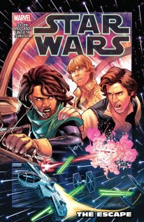 Star Wars vol 10 escape tp