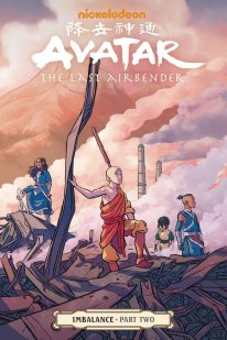Avatar the Last Airbender Imbalance part 2