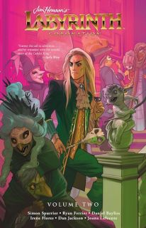 Jim Henson's Labyrinth Coronation