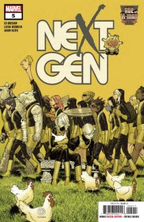 Age of X-Man - NextGen 5