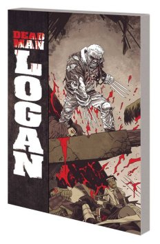 Dean Man Logan Vol 1 Sins of the Father TP