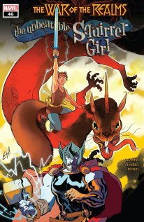 The Unbeatable Squirrel Girl 46